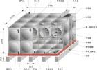 天津玻璃钢水箱,smc水箱  消防水箱   人防水箱  泳池水箱