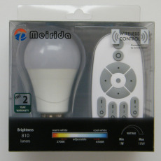 10 w - LED wireless remote control dimmer color ball steep light