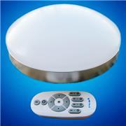 2.4G无线分组调光调色温遥控LED吸顶灯