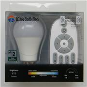 10W-LED无线遥控调光调色球泡灯