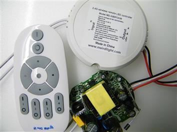 led遥控吸顶灯控制驱动