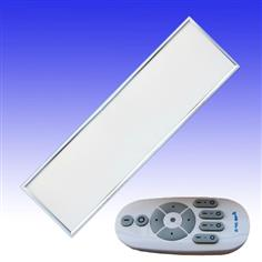 48 w led wireless remote control dimmer color flat light