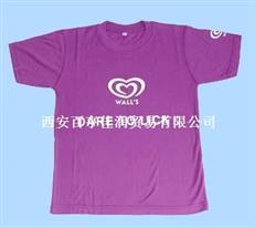 西安广告衫定做 西安广告衫印字批发