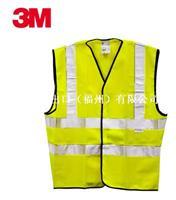 3M反光背心馬甲反光安全服 環衛反光衣服安全背心 交通馬甲XL