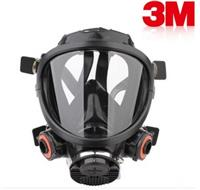 7800S-L硅質全面型防護面具(大號/中號)防毒面具