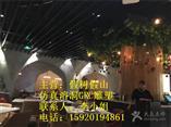 广州天环广场森洞餐厅溶洞施工