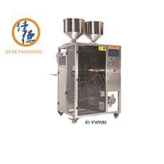 JD-Y50Y全自动2列异形袋包装机