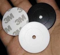 JTRFID3504 NTAG203抗金属标签NFC巡视点13.56MHZ高频ISO14443A协议NFC巡视点NFC圆形标签