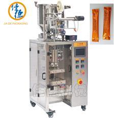 JD-BY50自动蜂蜜长条包装机
