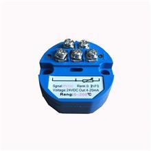 JZJ-5004一体化温度变送器模块/Pt100热电阻/高精度温度变送器/4-20mA