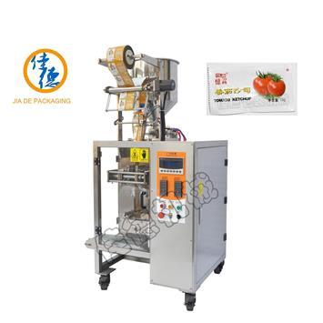 JD-QY50Z自动番茄酱包装机