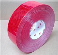 3M 欧标983-72红色车身反光标识55mm*50m