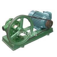 泊威CB2-2皮带轮泵_皮带轮齿轮泵
