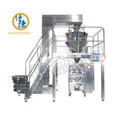 JD-K10T自动多头称颗粒包装机