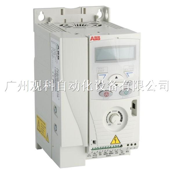 abb变频器ACS355-03E-02A4-4
