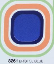 3M 8261 BRISTOL BLUE 反光材料