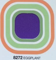 3M 8272 EGGPLANT 反光材料