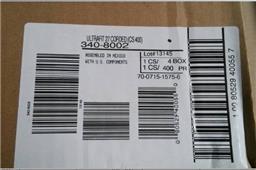 3M EAR340-8002圣诞树型带线耳塞(带把手)