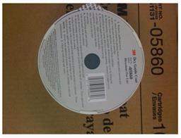 3M 5860 干磨指示剂 10盒/箱