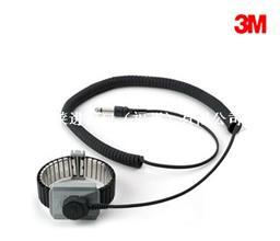 3M 2381 双导金属手腕带(静电防护)长1.5m 10条/件