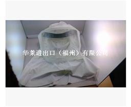 3M S-533L 头罩 制药业 化学实验防护 送风头罩