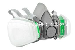 3M 6200+6004 防毒面具