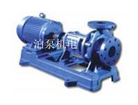 IS清水离心泵系列