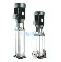 輕型多級離心泵系列