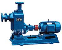 ZW排污離心泵系列