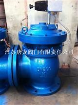 JM944X-16电动排泥阀_铸铁材质