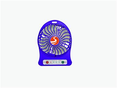 USB迷你充电风扇便携式大风力风扇