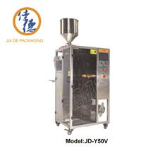 JD-Y50Y Shaped Sachet Packing Machine
