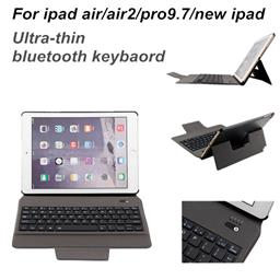 Apple Ipad pro 9.7 Bluetooth Keyboard with ultra-thin leather case T1097