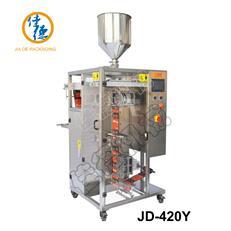 JD-420LY Irregular Shaped Sachet Liquid Packing Machine