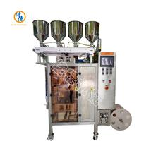 4 Lanes Shaped Sachet Packing Machine