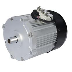 BLDC Motor & Driver for General Industry-Menu
