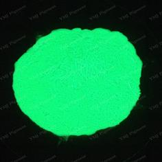 MJ-3260 High Brightnss Yellowish Green Glow Pigments