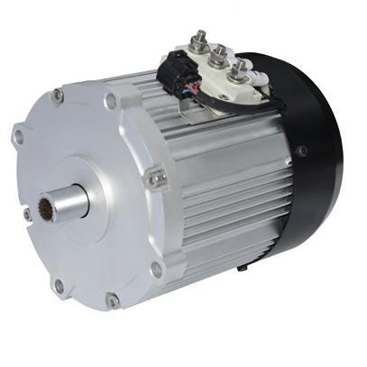 BLDC Motor & Driver for General Industry-Menu