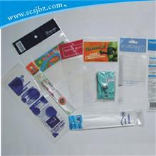 卡头袋,吊卡袋,纸卡袋,产品展示袋