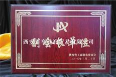 陕西会议奖牌定做 陕西企业奖牌加工