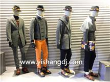 服装模特道具