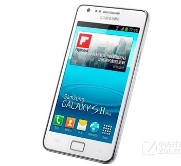 Samsung/三星 I9105 蓝色/白色