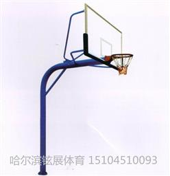 五大连池学校篮球架
