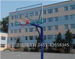 佳木斯学校篮球架-同江户外篮球架