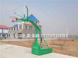 抚远县学校篮球架-正规篮球架