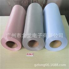 專業生產高導熱硅膠布矽膠片可分切可裁片0.6mm厚灰色寬300mm
