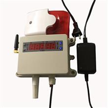 JZJ-6005AB  GSM温湿度报警器