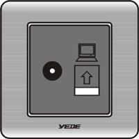 K6-DN/TV(单联电视\电脑插座)