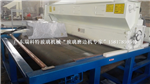 The latest high-efficiency bass dust blasting machine