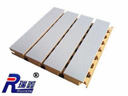 环保E1级松木吸音板